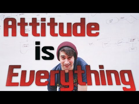 THE 1MILLION $ SKILL | Attitude is Everything ! Jim Rohn