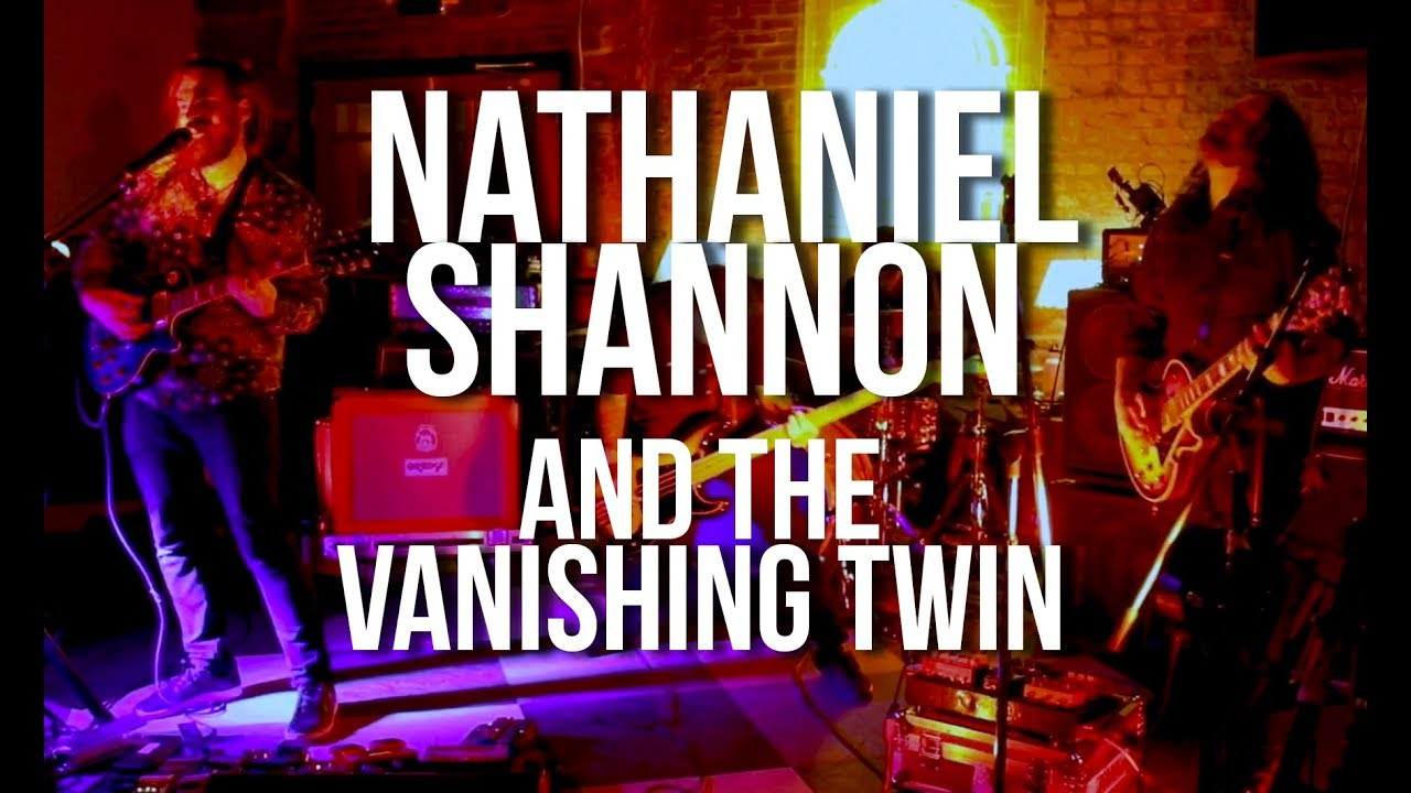 Nathaniel Shannon and the Vanishing Twin - Interview and Live from the Pet Shop - Feb. 28th 2019