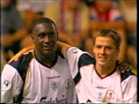 Bayern Munich 2 Liverpool 3 24/08/2001 Super Cup