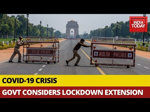 Coronavirus: Centre Considers Lockdown Extension After Requests From State Govts