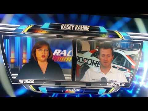 Kasey Kahne Raceline interview January 13, 2018