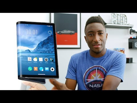 Let's Talk About the Foldable Smartphone!