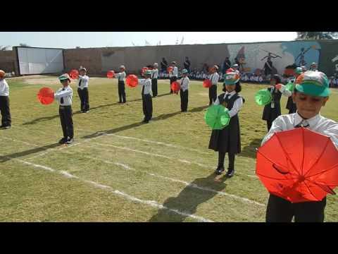 Annual Sport Day Drill 2016