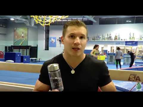Jonathon Horton on the benefits of hydrogen water