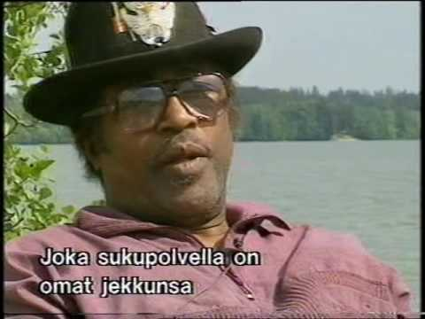 Bo Diddley  1991 Live in Finland Puistoblues 1991