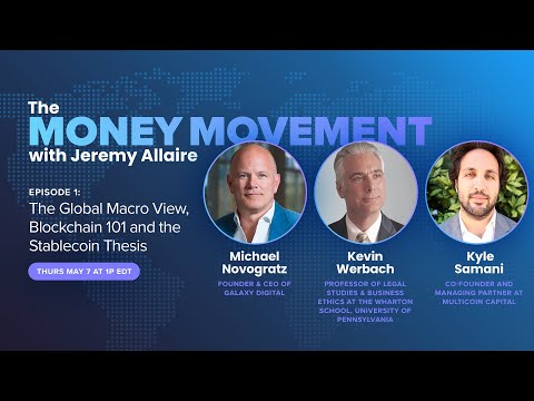 Episode 1 - The Global Macro View, Blockchain 101 and the Stablecoin Thesis