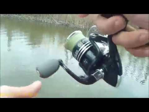 ловля рыбы на реке миус