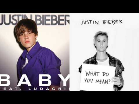 (MIXED MASHUP!) Justin Bieber ft. Ludacris v. Justin Bieber - Baby, What Do You Mean?