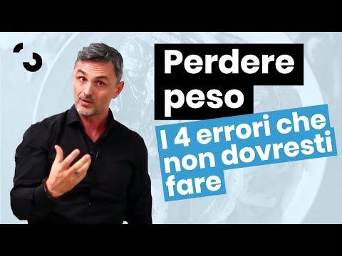 I 4 Errori che ti impediscono di Perdere Peso | Filippo Ongaro