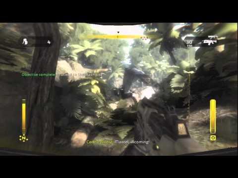Haze - Walkthrough - Part 1 Gameplay Playthrough - Boosh - PS3 HD