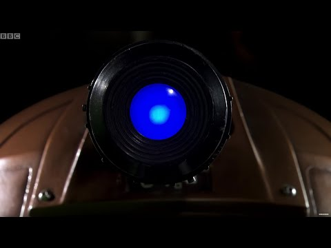 Close Encounter With a Dalek - Doctor Who - The Waters of Mars - BBC
