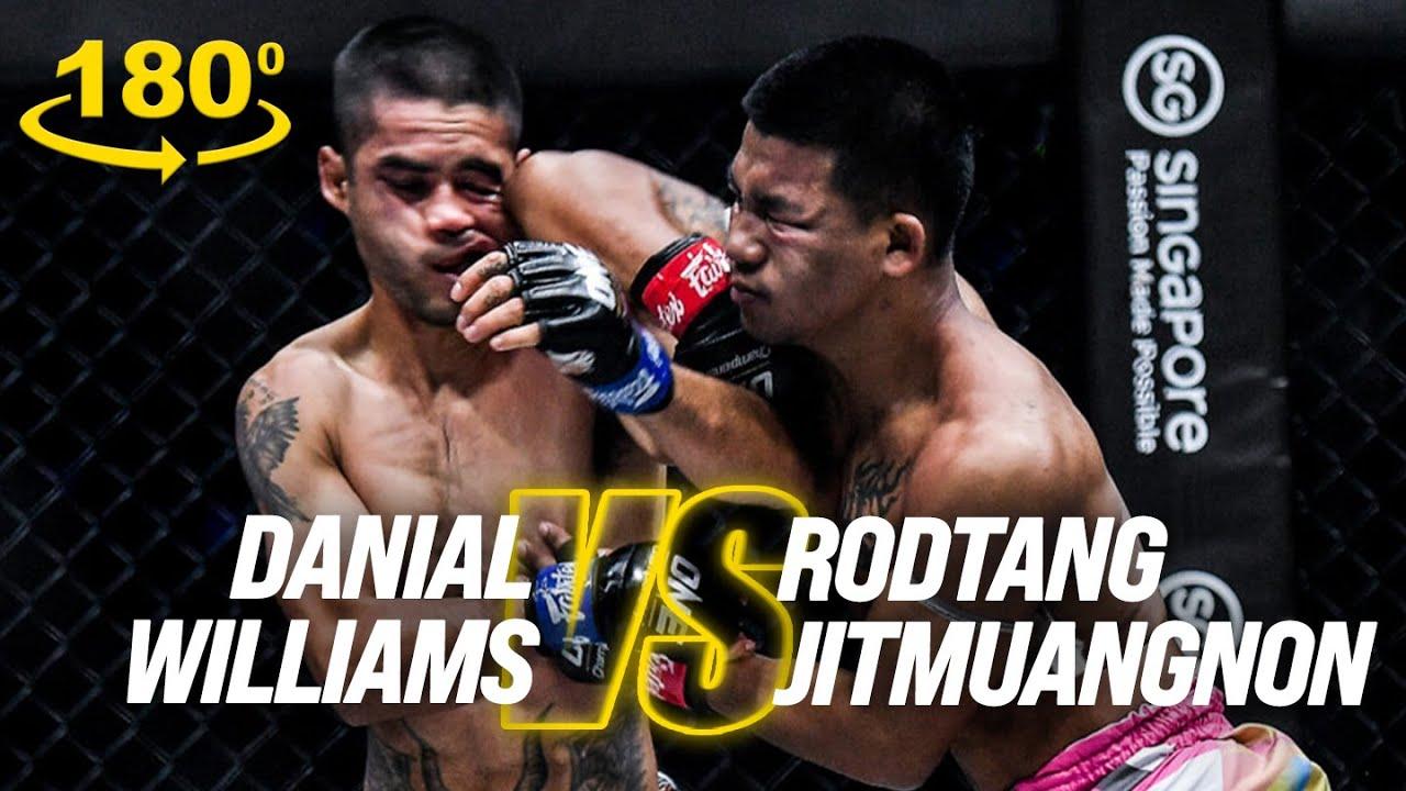 Rodtang vs. Danial Williams | ONE Championship VR Fight