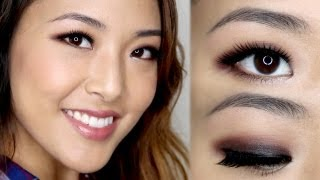 Simple 1-Color Smokey Eye Tutorial
