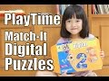 Kid PlayTime! Match-It Digital Play Puzzles Super funny Jigsaw Game