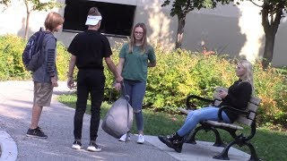 This Girl Was Getting Bullied By Boys. How These Strangers Reacted Will Surprise You
