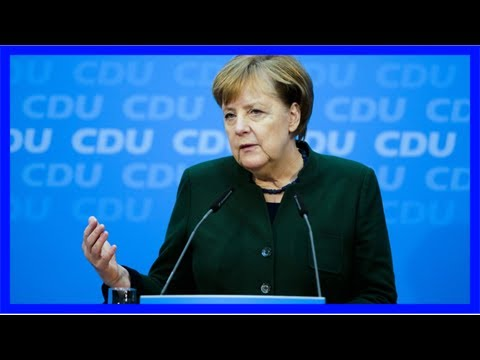 Merkel heads to eu-africa summit with eye on migrant issue