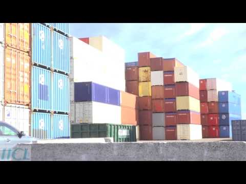 Overview Video for Container Equipment Inspection