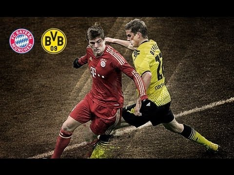 The Fight - Bayern Munich vs Europe - Highlights of German soccer 2012/13