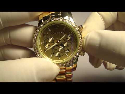 Наручные часы Michael Kors золотистые