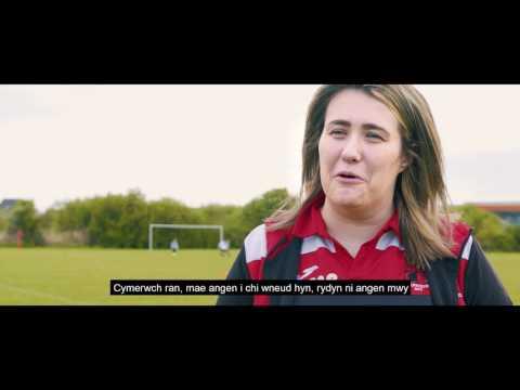 FAW Trust Video - Grassroots Football Volunteering - Bilingual
