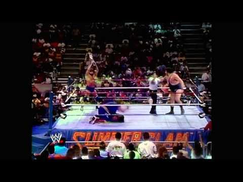 WWE SummerSlam in 60 Seconds SummerSlam 1989