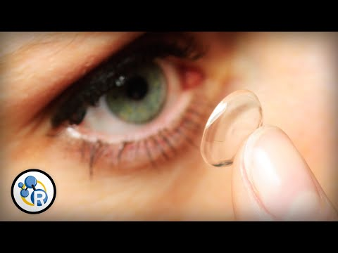 You're Cleaning Your Contacts Wrong, Probably - YouTube