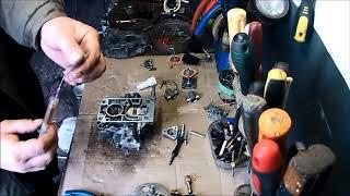 Жасаймыз карбюратор Солекс үшін Mazda 323, 1300, газ.