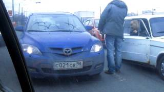 (SR20RUS)МАЗДА-РАМС-быдло за рулём