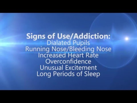Cocaine Effects & Signs of Cocaine Use