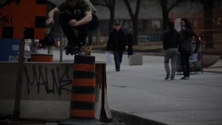 City Skater; Valley of the stairs   Inline Skating Jumps and Stairs