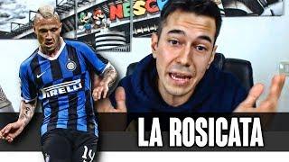 """LA ROSICATA DI NAINGGOLAN: """"Se l'Inter vincesse lo scudetto rosicherei"""" [STAI GIÀ ROSICANDO]"""