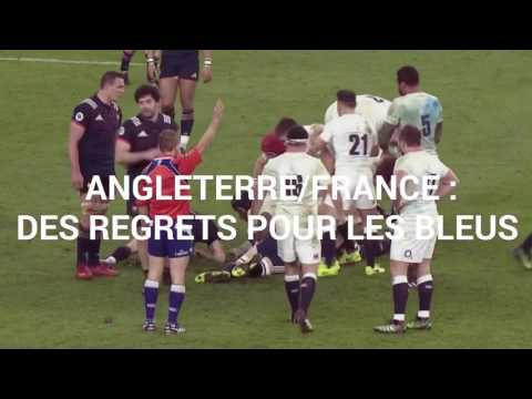 RBS 6 NATIONS: FRANCE-ANGLETERRE