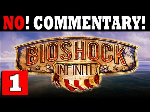 BIOSHOCK INFINITE: CHAPTER-1 Walkthrough Locate the Statue o