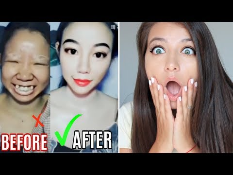 POWER OF MAKEUP CHALLENGE 2018!!!