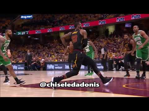 NBA Playoff Round 3 ECF Game 3 Game Highlight Commentary 5/19/18