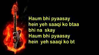 Waqt Karta Jo Wafa Aap Hamare Hote-MUKESH  A tribute