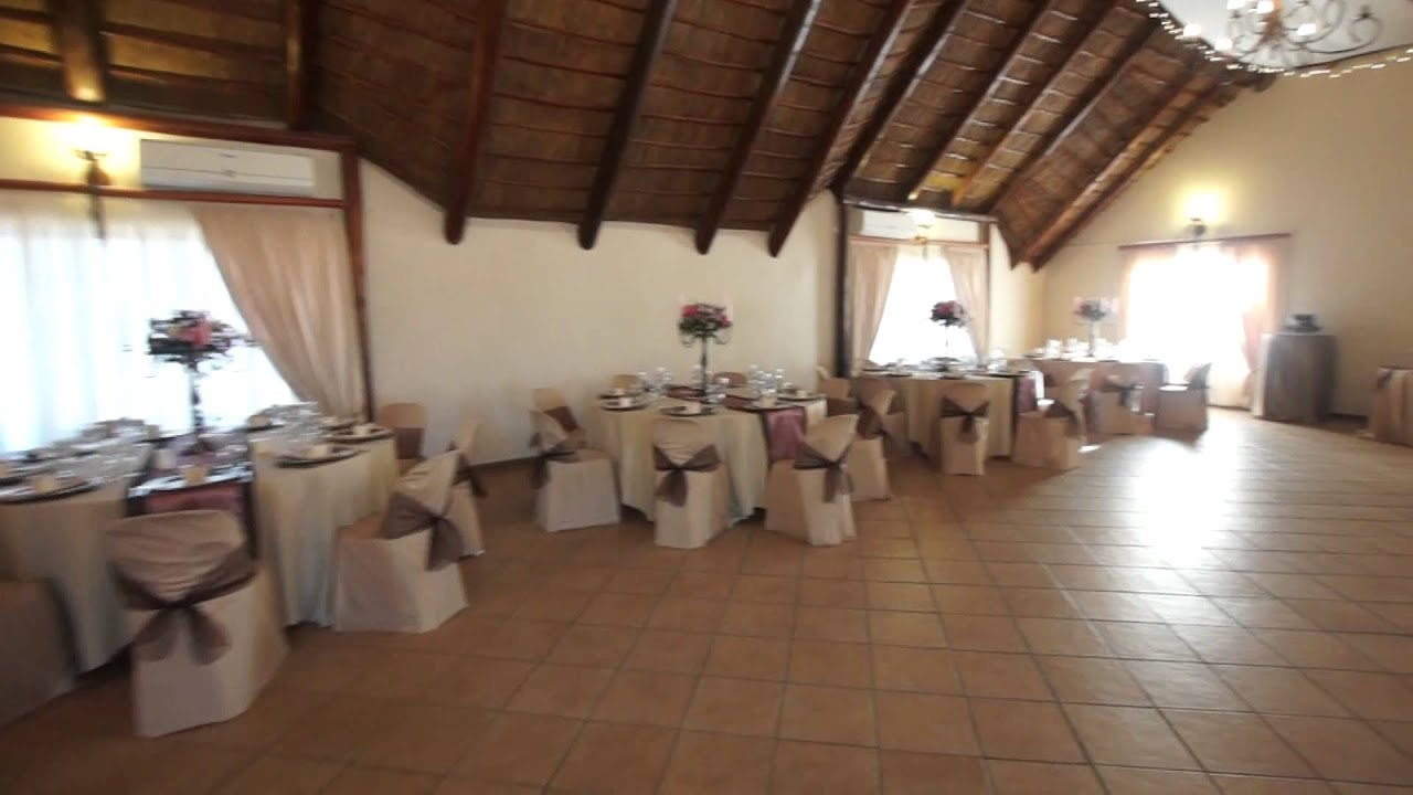 The Willows Wedding Venue Bloemfontein Sound Bytes