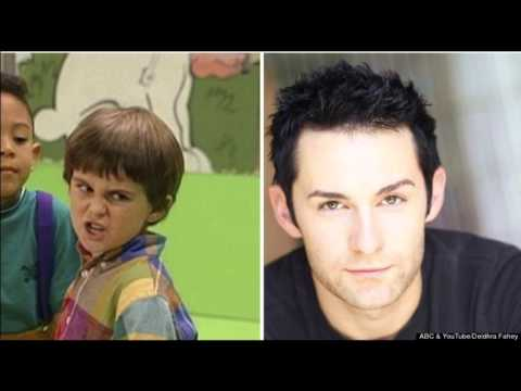 Full House about 20 years later... then and now