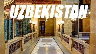 Tour of a Five Star Hotel Room in Tashkent, Uzbekistan