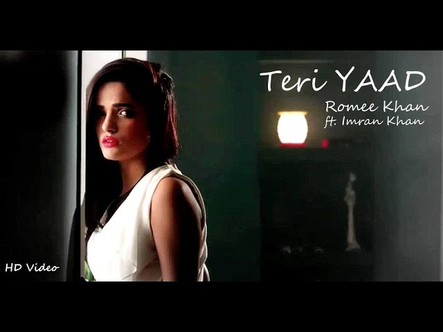 Romee Khan - Teri Yaad  | New Song 2016