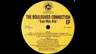 The Boulevard Connection - Haagen-Daz ft. El Da Sensei, Tame 1 & DJ Kaos