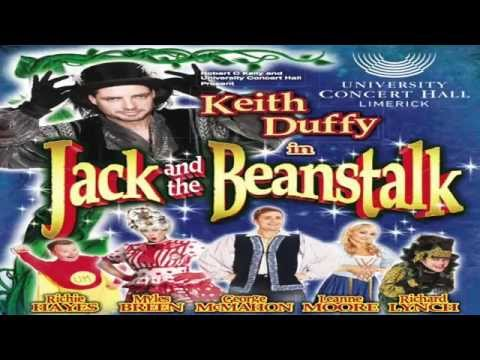 Jack and the Beanstalk with Keith Duffy at UCH