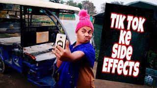 Tik Tok ke Side Effects //assamese funny video // MANUJ BHAI