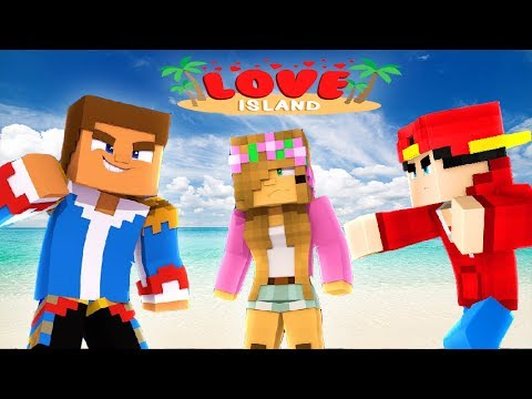 Minecraft LOVE ISLAND #6 - LITTLE KELLY STARTS A FIGHT BETWEEN ROPO AND DONNY?!
