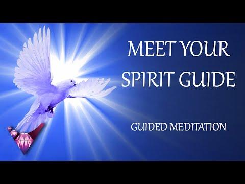 Lights of Venus : Meet your Spirit guide - Guided meditation