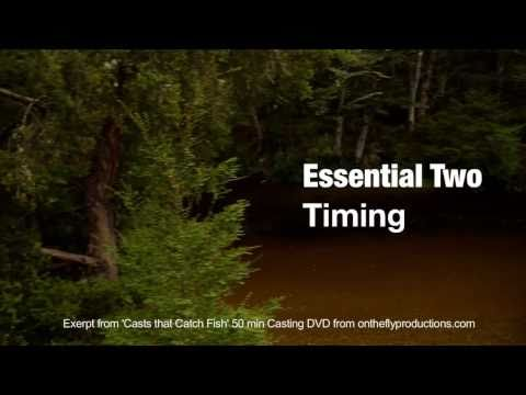 Fly Casting Essentials, Essential 2, Timing