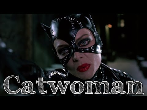 {Catwoman} Hear Me Roar ~ Can't Be Tamed