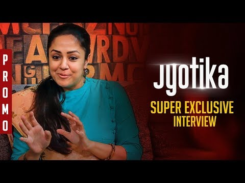 """I'm 40 Now So..."" - Jyotika Super Exclusive Interview 