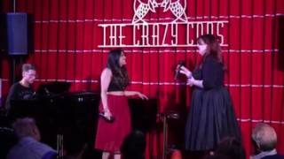 Zedel Follies -  Sejal Keshwala and Emma Kindars- UNINVITED