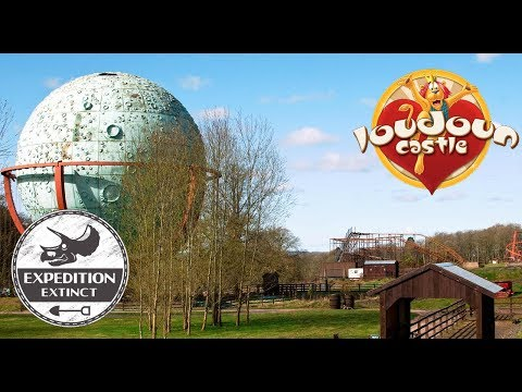The Abandoned History of Loudoun Castle Theme Park - Scotland | Expedition Extinct